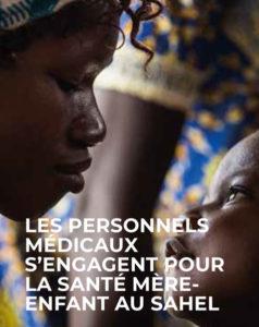 Les personnels médicaux s'engagent pour la santé mère-enfant au sahel
